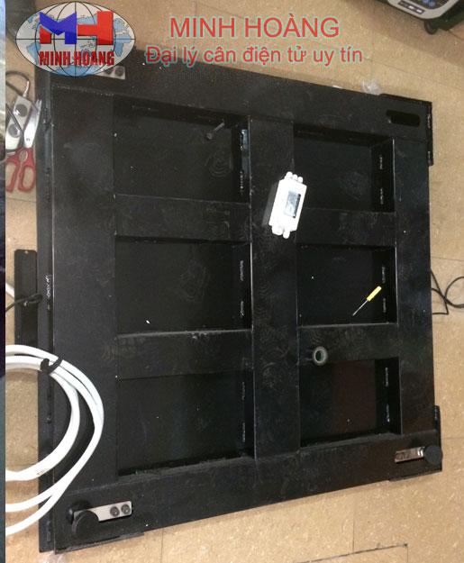 Dịch vụ sửa cân sàn điện tử 1 2 3 5 10 tấn