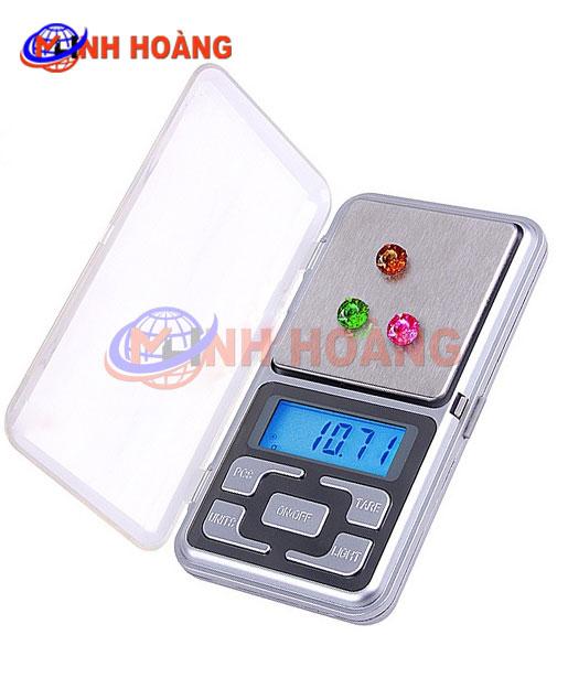 Cân điện tử mini bỏ túi MH scale 100g 200g 500g