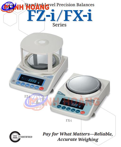 Cân điện tử FX-I