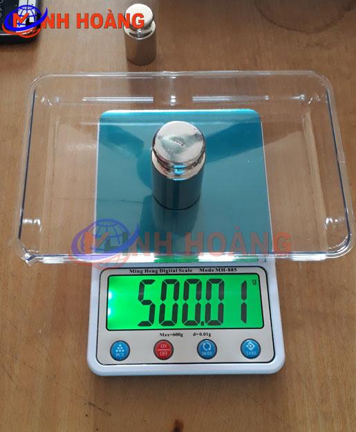 Cân nhà bếp MH885 600g 0.01g 6kg 0.1g
